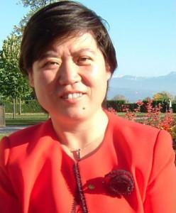 Chief Editor, Xuefei Chen Axelsson