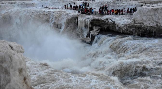 图片新闻:黄河母亲河的源头壶口
