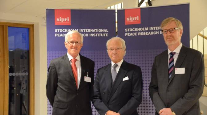 Audio: SIPRI celebrates 50th anniversary, a year of reflection