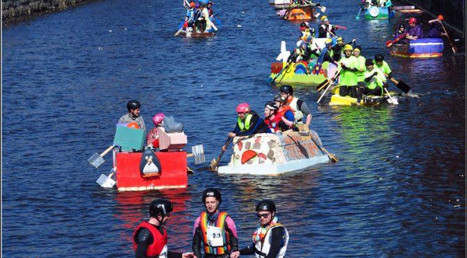 瑞典乌普萨拉大学生漂流
