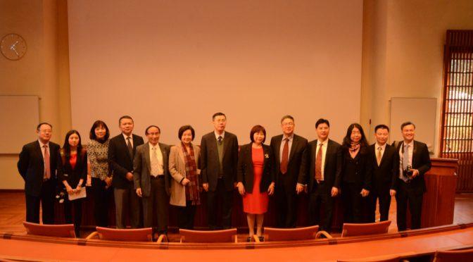 今日头条:深圳市政府科技代表团访问瑞典助创新推合作