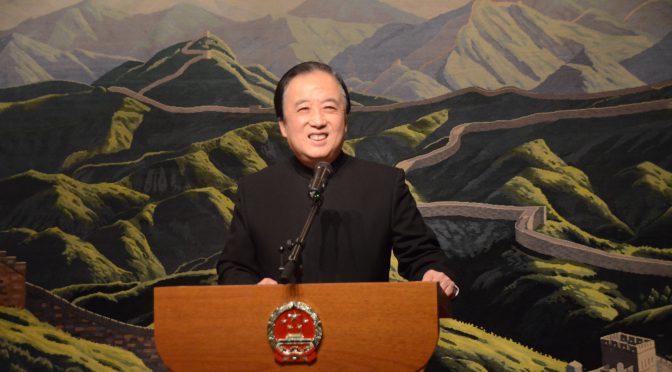 今日头条:中国驻瑞典大使馆举行鸡年春节招待会