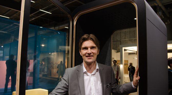 图片新闻:北欧最大家具和灯展博览会在斯德哥尔摩圆满结束