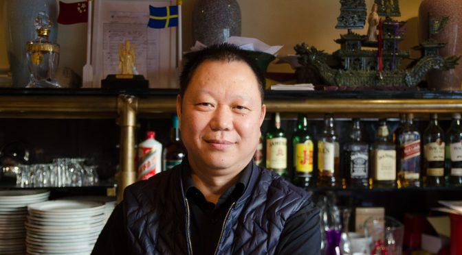 与恒运阁老板周民伟谈中国美食文化