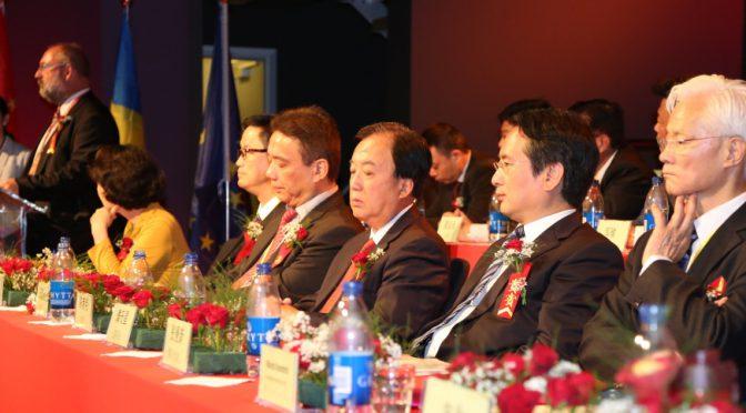 欧洲华侨华人社团联合会第二十届大会将在匈牙利首都布达佩斯举行