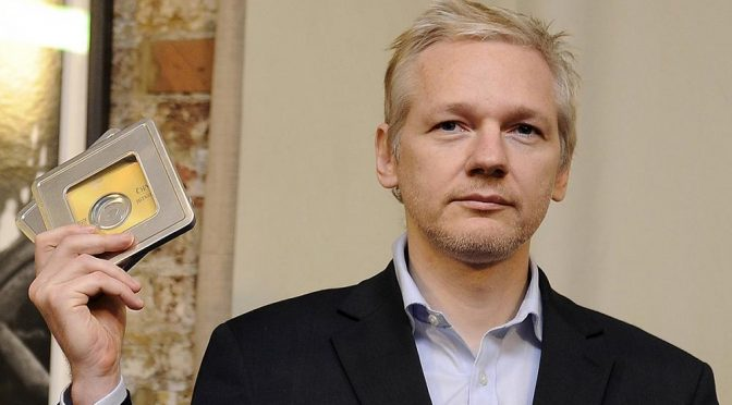 The investigation against Julian Assange is discontinued