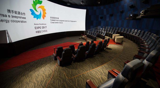 阿斯塔纳专项世博会主题与中国绿色丝路倡议高度契合——访中国馆政府代表王锦珍