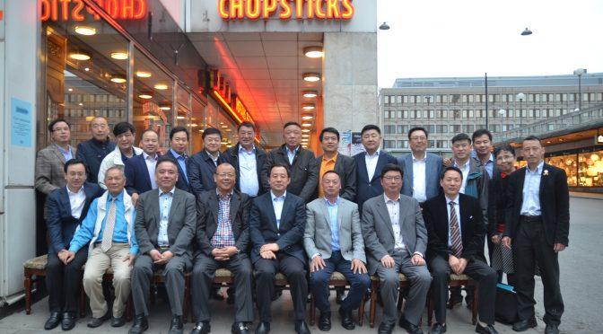 今日头条:瑞典华人华侨欢迎黑龙江省省长陆昊一行访问瑞典
