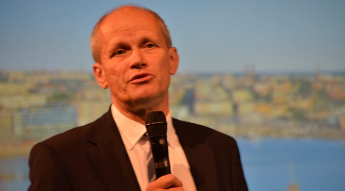 2017 Stockholm World Water Week focuses on water and waste—reduce and reuse