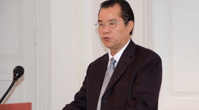 今日头条:桂从友大使向瑞典国王递交国书