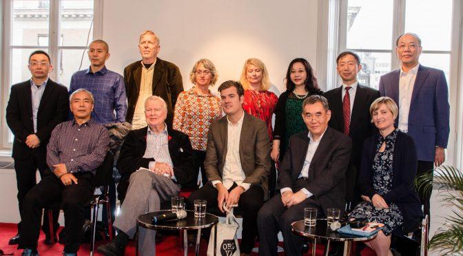今日头条:中瑞文学论坛在斯德哥尔摩中国文化中心成功举行