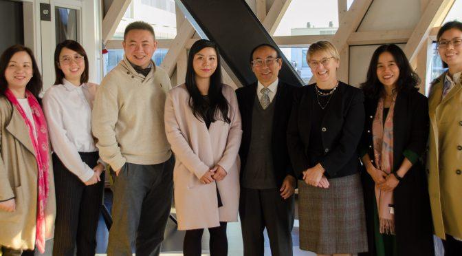 今日头条:瑞中企业家协会为广州传媒代表团访问诺奖故乡牵线搭桥