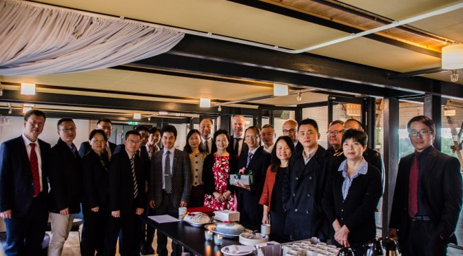 Sino-Swedish Biomedicine seminar held in Uppsala