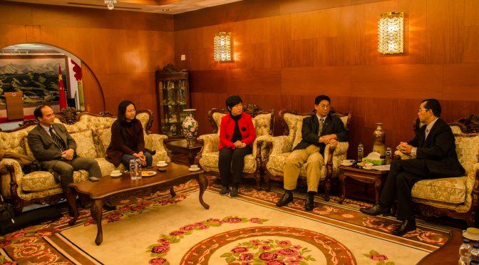 今日头条:中国驻瑞典大使桂从友接受华文媒体联合采访续写中瑞深入友好合作新篇章