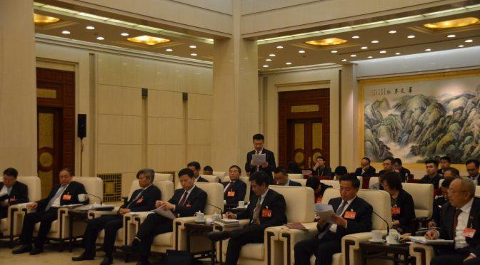 今日头条:陕西省代表团热议习近平总书记的报告表示要打好扶贫攻坚战