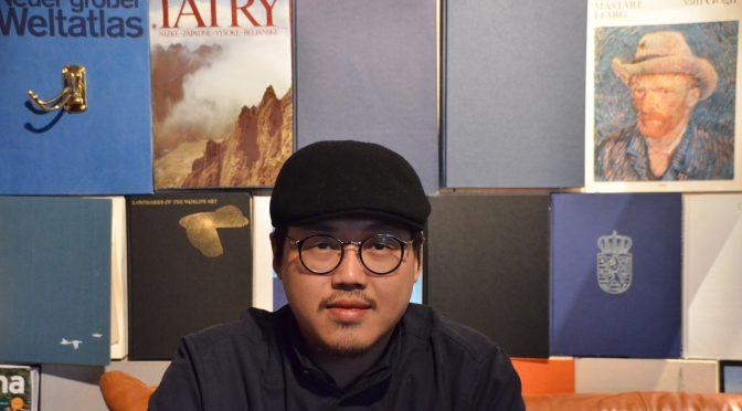 今日头条:北欧中华电视专访《最后的诗句》台湾导演曾英廷