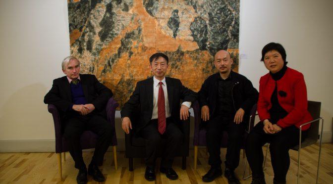 今日头条:斯德哥尔摩中国文化中心举办成立以来最大规模的中瑞艺术展