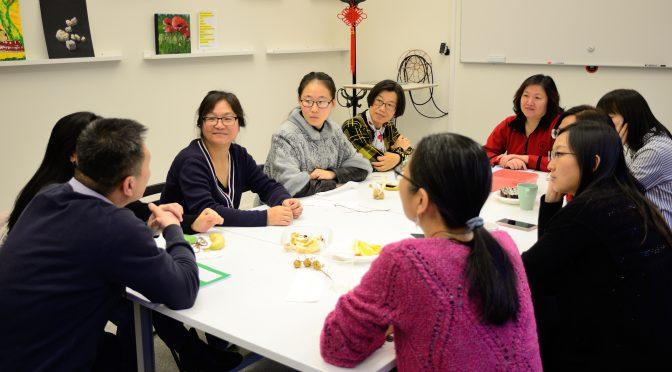 今日头条:瑞典中文教师协会在乌普萨拉举办年终教学研讨会