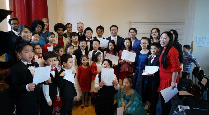 今日头条:ECCE与斯德哥尔摩各大音乐学校联合举办圣诞文艺汇演音乐会(上)