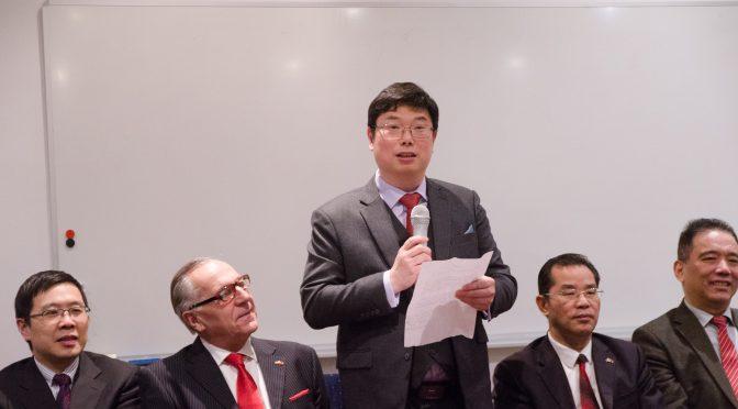 瑞京华人协会成为第二批浙江省海外示范性侨团之一