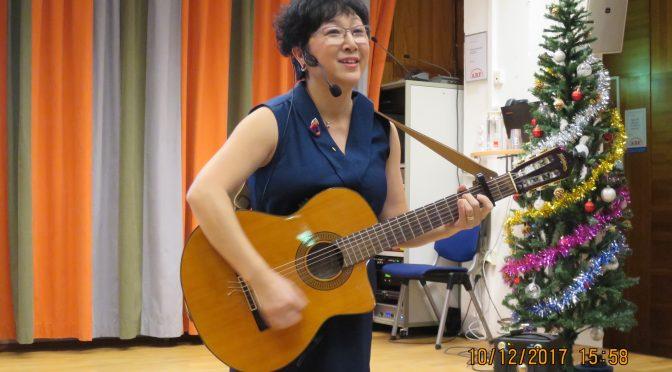 瑞典华人艺术家庄丽演唱《三月里的小雨》