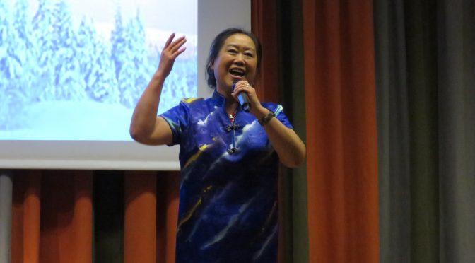 视频:瑞典华人艺术家协会成功举办冰雪之声音乐会
