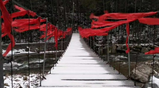 图片新闻:《2018连州第一场雪观感》