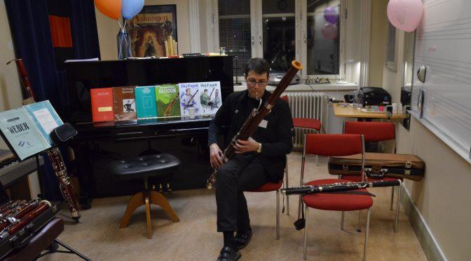今日头条:体验斯德哥尔摩文化学校体验日