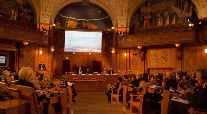 视频:北欧理事会在斯德哥尔摩讨论数字化问题