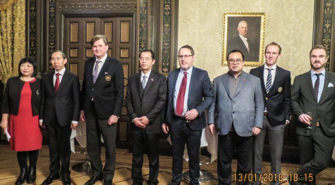 今日头条:瑞中文化经济体育高峰论坛在斯德哥尔摩举行