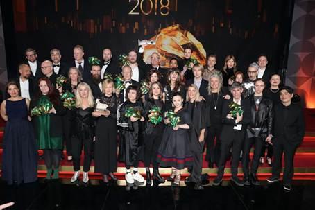 2018 Guldbagge Awards ceremony held in Stockholm
