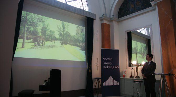 今日头条:挪威华商会和北欧集团联手成功举办首届U35挪威华人青年交流会