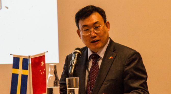 瑞典中国商会:相信未来五年瑞典乃至北欧会成为中欧投资合作新亮点