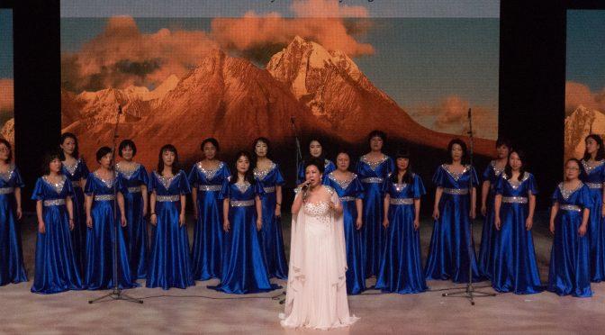 精彩视频:第十届斯京春晚-歌曲联唱《锦绣河山》