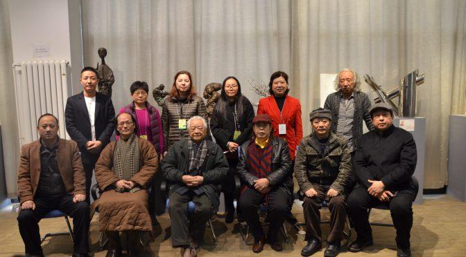 两会特稿:繁荣中华文化艺术 向世界讲好中国故事–两会外媒记者下基层走访宋庄中国当代雕塑艺术研究院