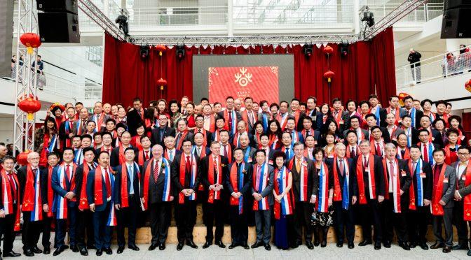 今日头条:荷兰隆重庆祝2018年中国春节