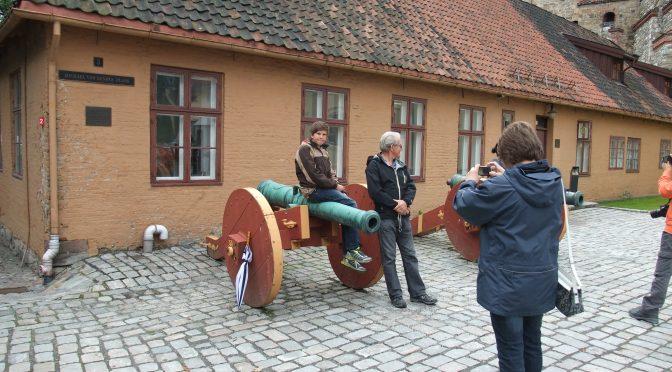 图片新闻:挪威市容市貌和旅游景点