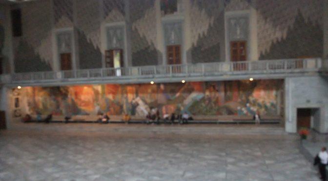 图片新闻:挪威市政厅