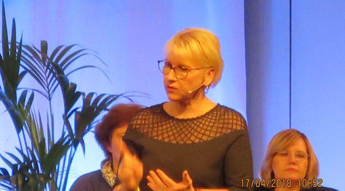 斯德哥尔摩性别平等论坛系列报道之三:妇女和女童参与和平与政治高级研讨 (上)