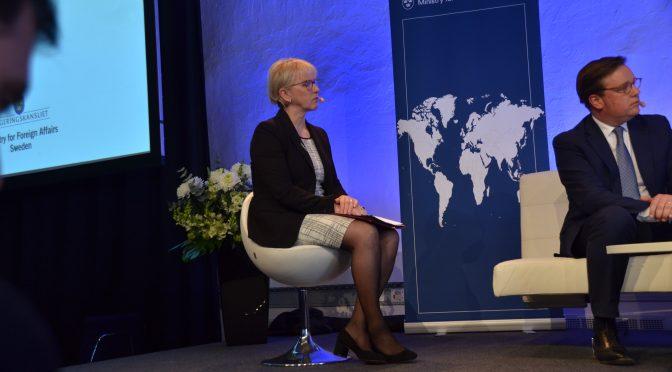 Sweden calls for UN action on climate change