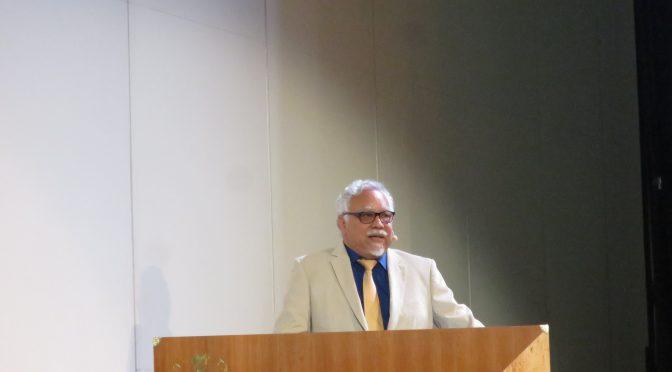 今日头条:斯德哥尔摩大学举办温习中国的世界秩序学术讲座