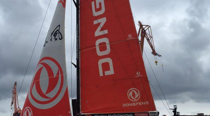 北欧体育:风起再扬帆,中国东风队向目标冲刺