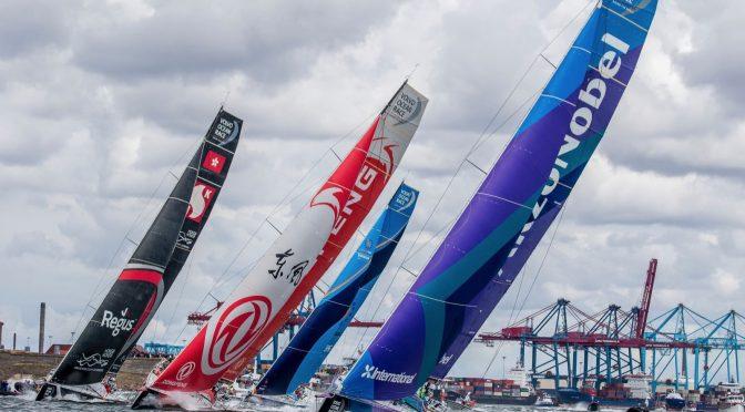 今日头条:沃尔沃环球帆船赛最后赛段,传奇正在上演