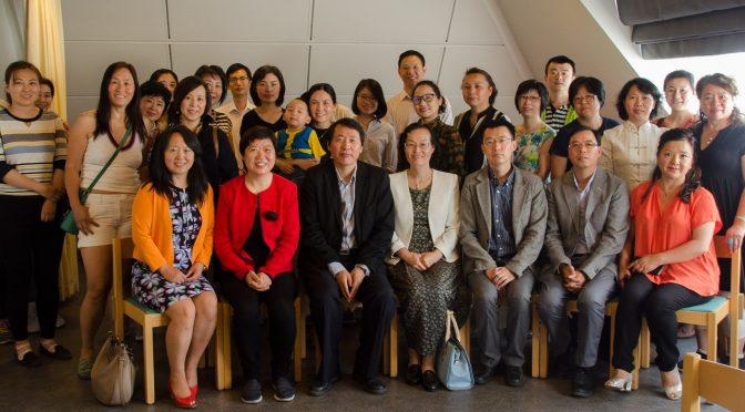 今日头条:中欧文化协会和瑞典安徽科技商业协会成功举办耳鼻咽喉保健和疾病防治讲座