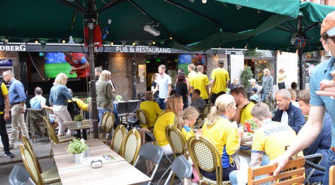 更正北欧体育:瑞典沉默了,0比2输给了英格兰