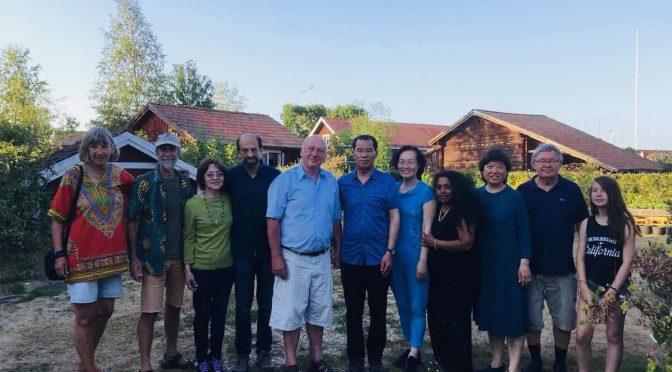 今日头条:中国驻瑞典大使桂从友考察瑞典农村发展情况