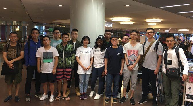 今日头条:中国留学生人数在斯德哥尔摩国际学生中排名第一