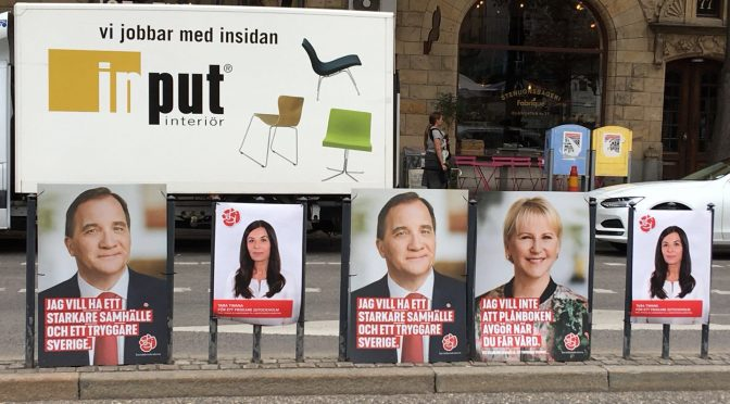 瑞典大选进行时:怎样了解大选情况