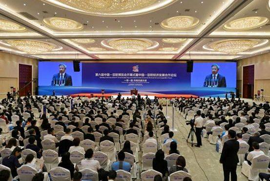 今日头条:第六届中国—亚欧博览会在乌鲁木齐成功举办