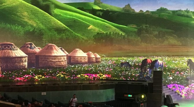 走进新疆系列报道(八)- 麦趣尔月饼奶制品 戈壁印象葡萄酒和昌吉小吃